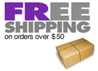 Free Shipping 50